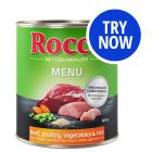 Rocco Menu Mixed Trial Pack 6 x 800g