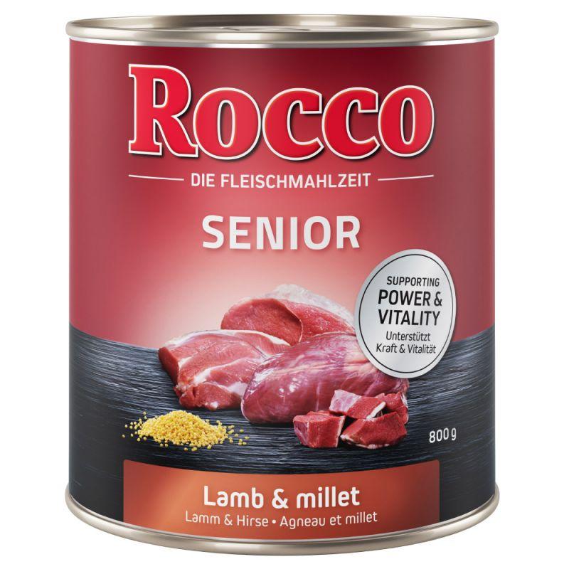 Rocco Senior 6 x 800g