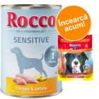 Rocco Sensible 6 x 400 g / 800 g + 250 g Rocco Chings