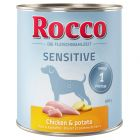 Rocco Sensitive , 6 x 800 g