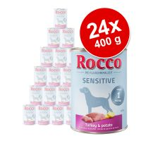 Rocco Sensitive 24 x 400 g