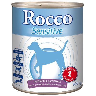 Rocco Sensitive 24 x 800 g