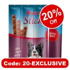 Rocco Sticks 120g