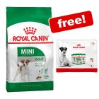 Royal Canin Size Dry Dog Food + Free Wet Food Sample!*