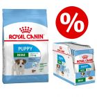 Royal Canin Size Puppy Dry Food + Wet Food - Special Bundle!*