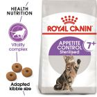 Royal Canin Sterilised Appetite Control 7+ Cat