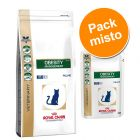 Royal Canin Veterinary Diet 3,5 Kg ou 4 kg + 12 x 100 g - Pack misto