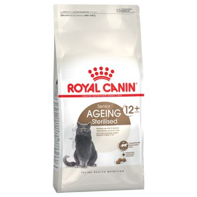 Royal Canin Ageing Sterilised 12+ Cat