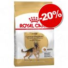 Royal Canin Breed : 20 % de remise !