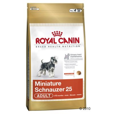 Royal Canin Breed Miniature Schnauzer Adult