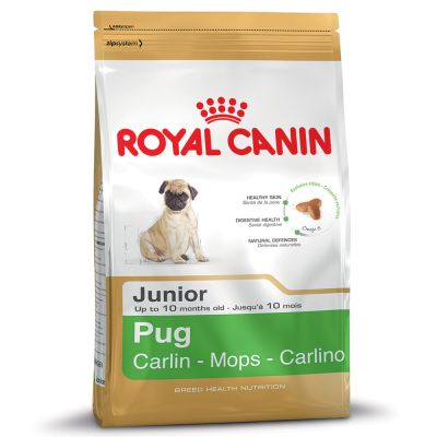 Royal Canin Breed Pug Junior