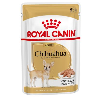 Royal Canin Breed Chihuahua Wet Dog Food Top Deals At Zooplus