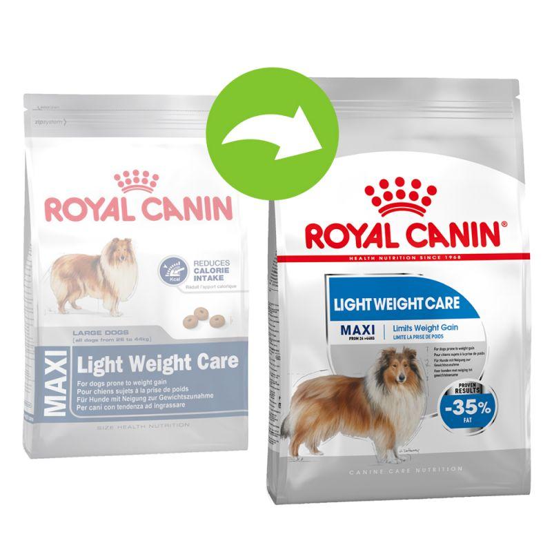 Royal Canin CCN Maxi Light Weight Care