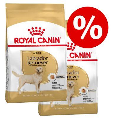 0c8fe9fa4 Royal Canin Fajta Szerinti Táp gazdaságos csomag 2 x nagy tasak
