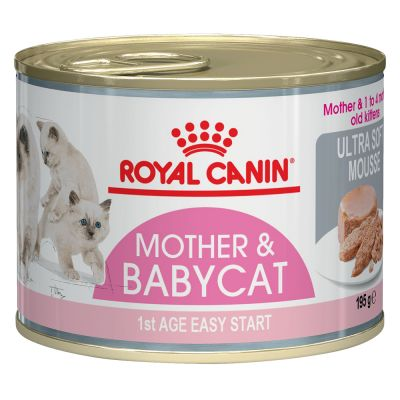 Royal Canin First Age Mother & Babycat Mousse