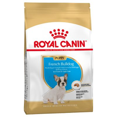 Royal Canin French Bulldog Puppy Food Zooplus Uk