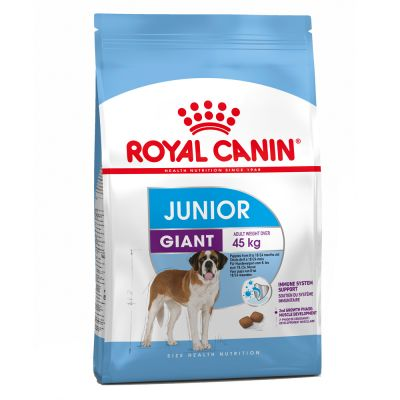 royal canin giant junior croquettes pour chiot zooplus. Black Bedroom Furniture Sets. Home Design Ideas