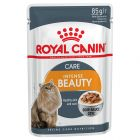Royal Canin Hairball & Intense Beauty mokra hrana- poskusna pakiranja