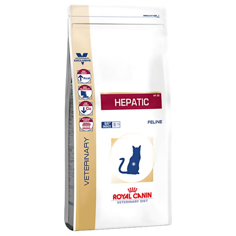 Royal Canin  Hepatic Feline - Veterinary Diet