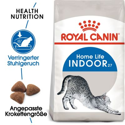 Royal Canin Indoor 27 Test Auf Zooplus De