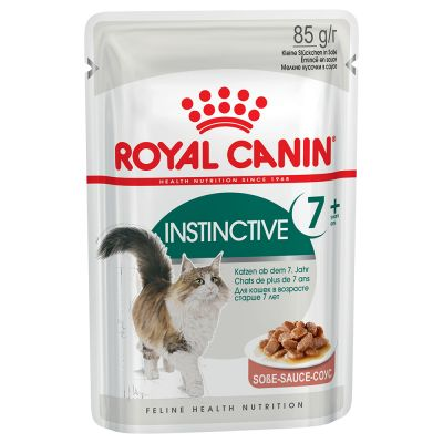 Royal Canin Instinctive +7 in Salsa