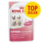 Royal Canin Kitten Instinctive i sauce