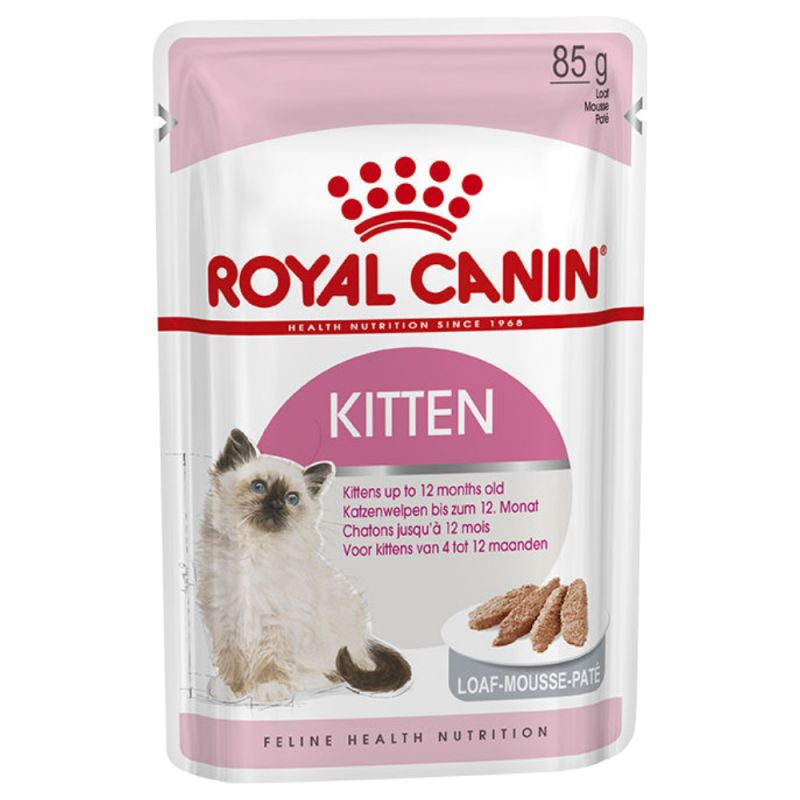 Royal Canin Kitten Instinctive Loaf