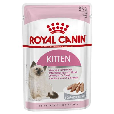 Royal Canin Kitten Loaf nedvestáp