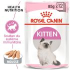 Royal Canin Kitten Loaf pour chat