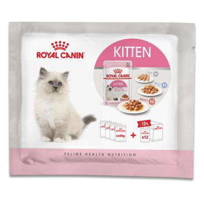 Royal Canin Kitten Probierpaket