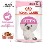 Royal Canin Kitten w sosie
