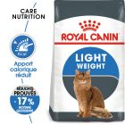 Royal Canin Light Weight Care pour chat en surpoids
