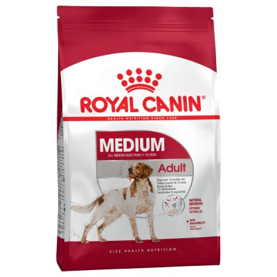 Royal Canin Medium Adult. Buy Now at zooplus IE