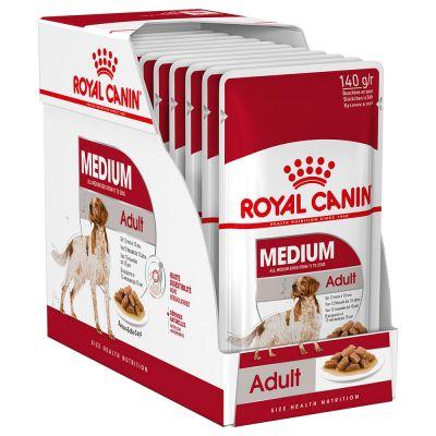 alimento umido per cani royal canin medium adult. Black Bedroom Furniture Sets. Home Design Ideas