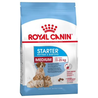 Royal Babydog Mother Canin amp; Medium Starter zzHrq
