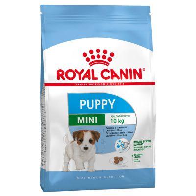 אולטרה מידי Royal Canin Mini Puppy / Junior | Buy Now at zooplus HU-76