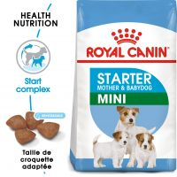 Royal Canin Mini Starter Mother & Babydog pour chien