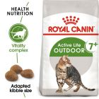 Royal Canin Outdoor +7 Cat