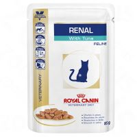 Royal Canin Renal Ton - Veterinary Diet Hrană umedă