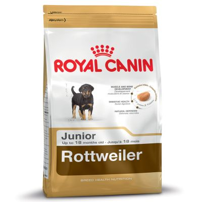 royal canin rottweiler junior