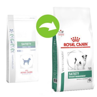 Royal Canin Satiety Small Dog Veterinary Diet