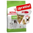 Royal Canin Size y Breed 3 a 4,5 kg + Contenedor de pienso Royal Canin ¡gratis!