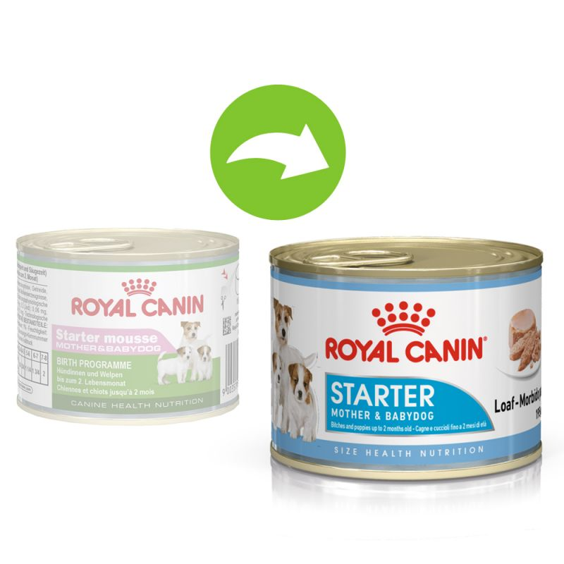Royal Canin Starter Mousse Mother & Baby