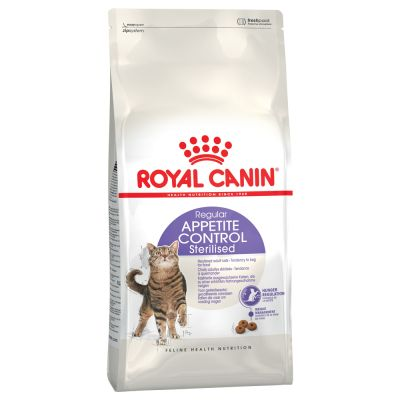 Royal Canin Sterilised Appetite Control Cat