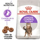 Royal Canin Sterilised Appetite Control pour chat