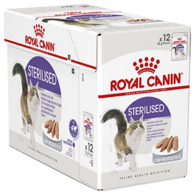 Royal Canin Sterilised Loaf