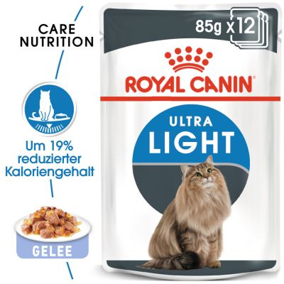 Royal Canin Ultra Light in Gelee