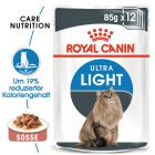 Royal Canin Ultra Light in Soße
