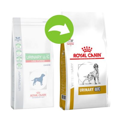 Royal Canin Urinary U/C Low Purine UUC 18 Veterinary Diet