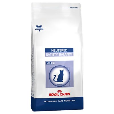 Royal Canin Vet Care Nutrition Cat - Neutered Satiety Balance